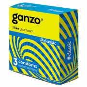 Презервативы Ganzo Classic №3 класичесские...