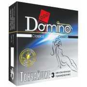 Супертонкие презервативы Domino  Тончайшие  - 3 шт....