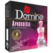 Презервативы: Ароматизированные презервативы Domino Aphrodis...