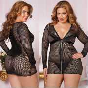 БОЛЬШИЕ размеры: Обтягивающее платье увеличенного размера из...