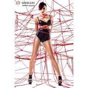 Бикини и комплекты: Комплект Shinju: лиф, высокие трусики и ...