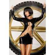 Эротическое платье: Платье с цепочками на животике Dash dres...