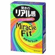 Презервативы: Презервативы Sagami Xtreme Miracle Fit - 5 шт....