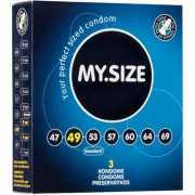 Презервативы My.Size 49 - 3 шт.