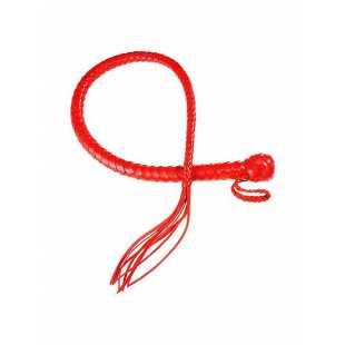Плеть однохвостая Sitabella Змея – красный