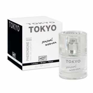 Женские духи с феромонами Tokyo Sensual Woman - 30 мл
