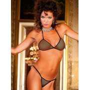 Соблазнительный комплект-бикини из сеточки Spanish Dreams...