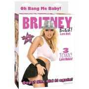 Кукла супер-стар Britney Bitch