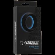 Кольцо эрекционное OptiMALE C-Ring Thick 45mm – черный...
