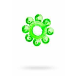Эрекционное кольцо TOYFA - зеленый