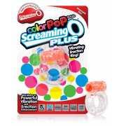Виброкольцо на пенис ColorPop Quickie Screaming O Plus утолщ...