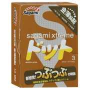 Латексные презервативы Sagami Feel Up - 3 шт....