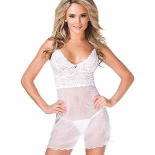 Соблазнительное платье Coquette с кружевным лифом