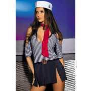 Соблазнительный игровой костюм Caprice Sailor - L/XL...