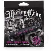 Вибропуля Motley Crue Girls Girls Girls - черный...