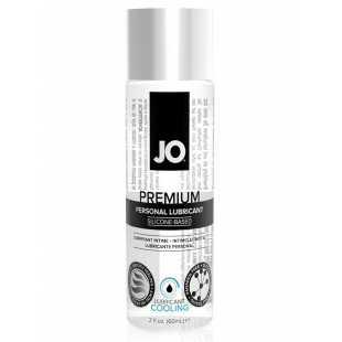 Охлаждающий лубрикант JO Premium Cool - 60 мл