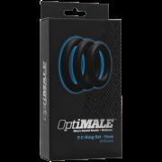 Набор широких эрекционных колец OPTIMALE 3 C-Ring Set Thick ...