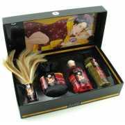 Подарочный набор Tenderness & Passion Shunga Erotic Art...