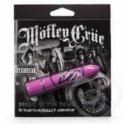 Вибропуля Motley Crue Shout at the Devil - розовый...