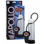 Автоматическая мужская помпа Apollo Automatic Power Pump – с...