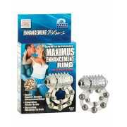 Эрекционное виброкольцо Maximus Enhancing Ring 10 Stroke Bea...