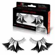Накладные черные ресницы с перышками Flirty Feathers...