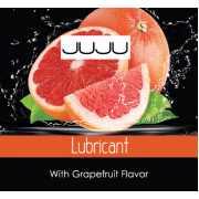 Пробник съедобного лубриканта JUJU с ароматом грейпфрута - 3...