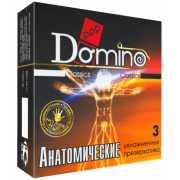 Презервативы анатомической формы Domino  Анатомические  - 3 ...