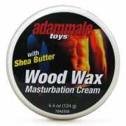 Крем для мастурбации Adam Male Toys Wood Wax Masturbation Cr...